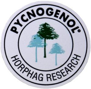 ホーファーリサーチ社のピクノジェノールのマーク